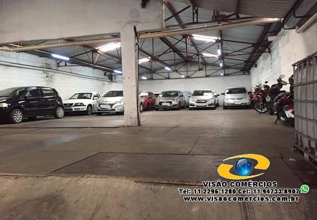 Estacionamento Brás-Centro-SP