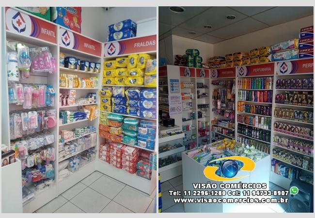 Farmácia em Posto de Gasolina-Zona Leste-SP