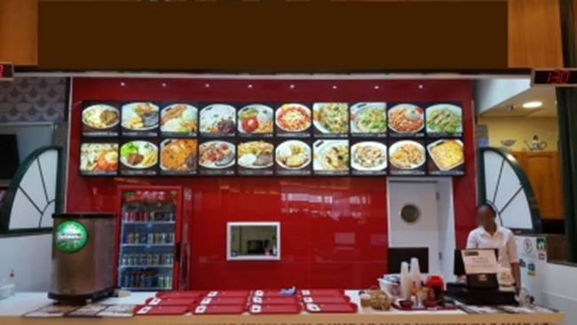 Franquia Fast Fast Food Shopping-Zona Sul-SP